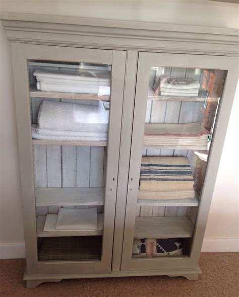 wwwlivedandlovedcouk vintage linen cupboard buy