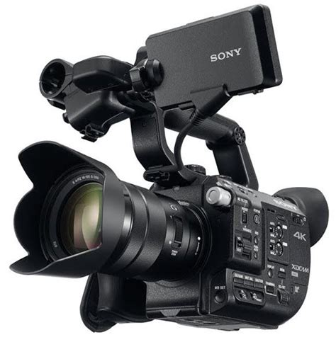 Kamera Sony Fs5 wygraj profesjonaln艱 kamer苹 sony pxw fs5 agdlab pl