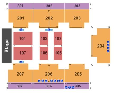 rock live seating chart rock live at the seminole rock hotel casino