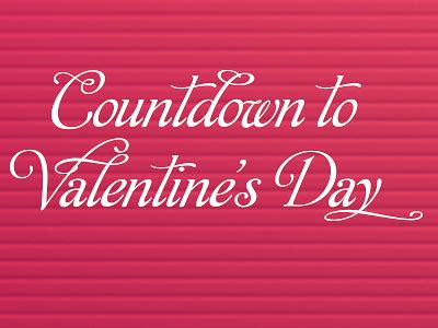 countdown to s day hallmark countdown to s day schedule countdown to