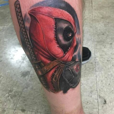 deadpool tattoo deadpool related keywords deadpool