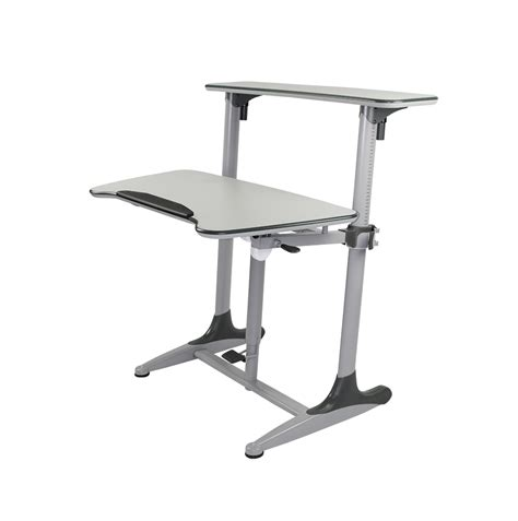adjustable sitting standing desk taskmaster sit stand desk tilt adjustable officeway office furniture melbourne