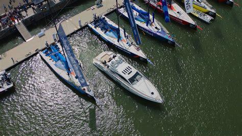 volvo penta unveils system   yachts dock