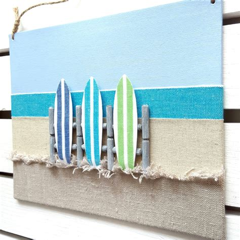 surf decor surfboard decor 3d surf board wall decor surf