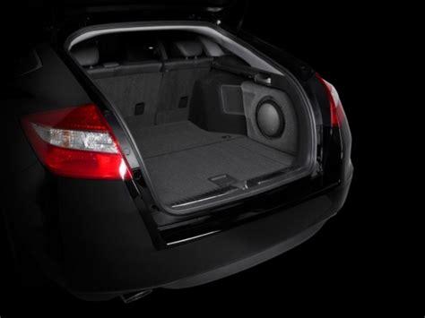 jl audio stealthbox car subwoofers ecousticscom
