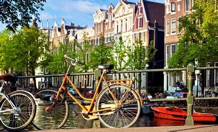 and amsterdam vacation with airfare in idf groupon getaways