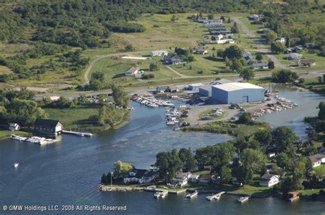 clayton ny clayton marina in clayton new york united states