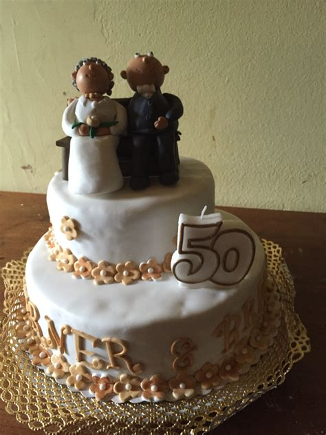 Hochzeitstorte Zur Goldenen Hochzeit by Torte Zur Goldenen Hochzeit Pinteres