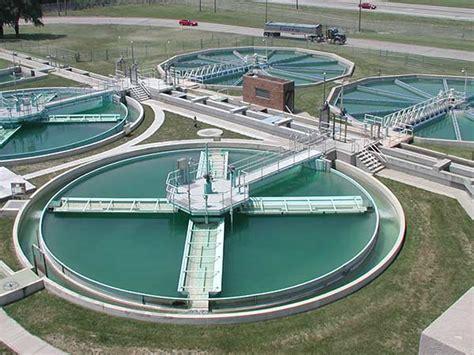 vasche di sedimentazione acque reflue il trattamento ossidativo biologico