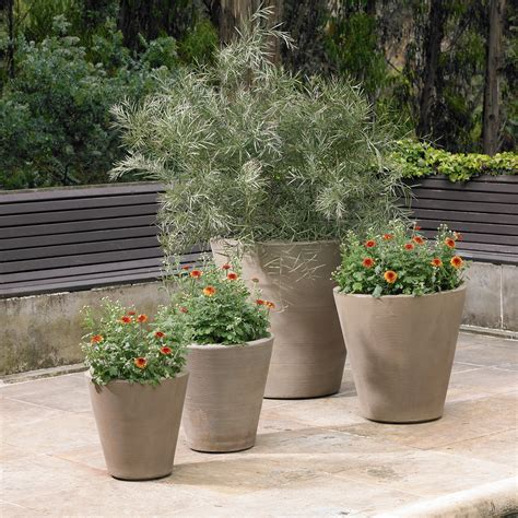 Crescent Garden Planters by Crescent Garden Planters A Winning Combination All