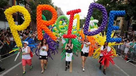 Chicago Pride Parade 2017 If You Go Chicago Tribune