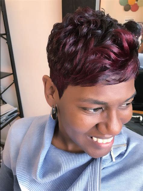 tappered pixie hairstyles for black women 23 best rhonda images on pinterest thoughts truths and