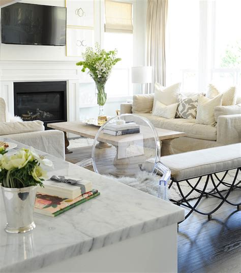 living room photography balustrade coffee table transitional living room