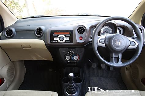 honda brio interiors honda brio review day 2 interiors