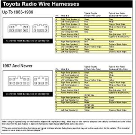 solved need toyota wiring diagram for radio model 86120 0