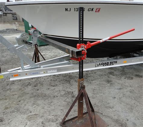 lifting pontoon boat off trailer tolman boats alaska design a boat flag how to build a
