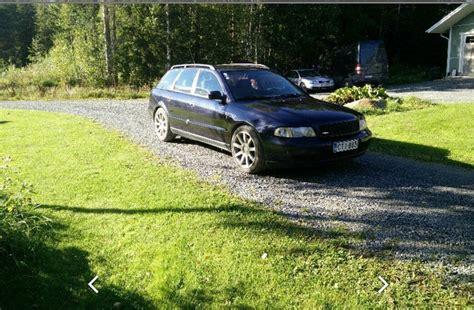 Audi A4 Avant 1997 by 1997 Audi A4 B5 Avant 1 8t Quattro