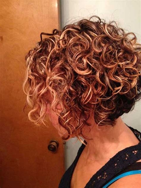 layered permed bob cuts short curly bobs 2014 2015 bob hairstyles 2015 short in