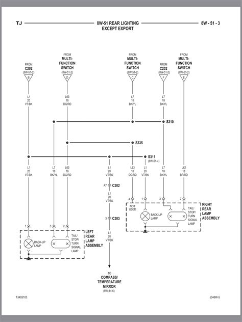 Wiring Guide or Diagram | Jeep Wrangler TJ Forum