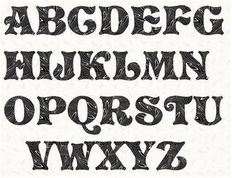 printable alphabet font designs 10 best stencil lettering images on pinterest stencil
