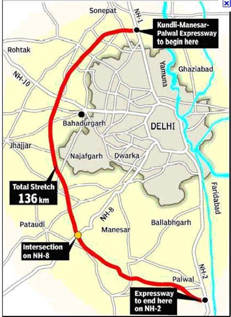 layout plan of kmp expressway real estate information kundli manesar palwal kmp