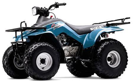 Suzuki Lt F160 Suzuki Ltf160 Lt F160 Quadrunner