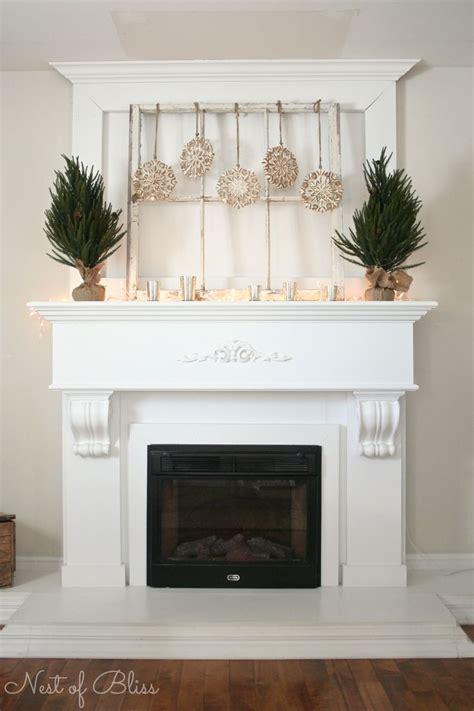 images  fireplace mantel decorations  pinterest