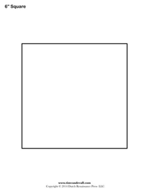 square templates square templates blank shape templates free printable pdf