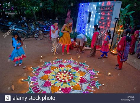 indian festival of lights auroville india celebration of diwali the indian