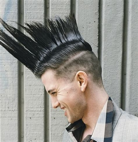 mohawk hair long in the front the jackson rathbone mohawk hairstyle cool men s hair