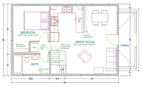 20x30 house plans 2 bedroom 20x40 floor plans trend home design and decor