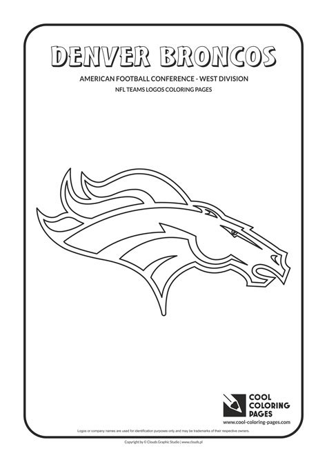 coloring pages of football logos of teams cool coloring pages nfl teams logos coloring pages cool