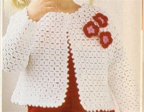 patrones de chaqueta para bebs cmo tejer una chaqueta m 225 s de 25 ideas fant 225 sticas sobre chambritas a gancho en