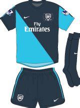 Jersey Arsenal Away 1112 arsenal fc 2