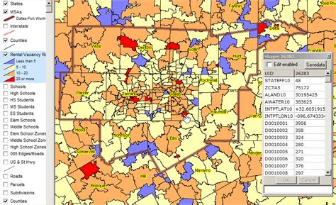 dallas texas area code map zip code map texas dallas area pictures to pin on pinsdaddy