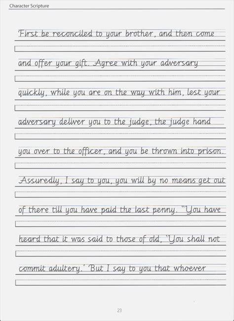 free printable handwriting worksheets with sentences cursive practice sentences dailypoll co