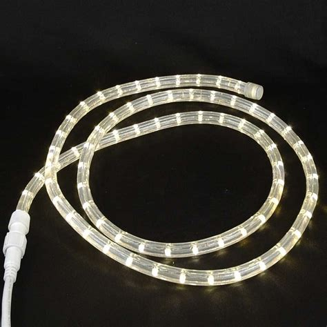 Custom Warm White Led Rope Light Kit Novelty Lights Rope Lights