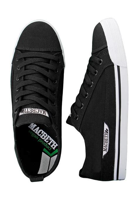 Harga Macbeth Matthew Black White macbeth matthew black white canvas shoes impericon