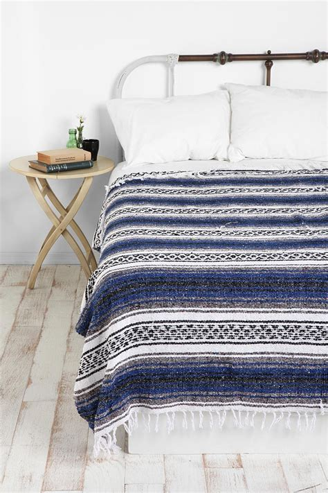 Bedroom Blankets mexican blanket home buys