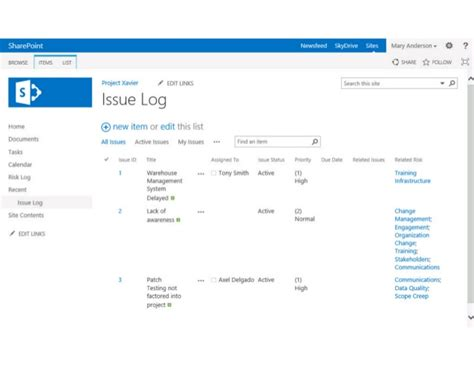 sharepoint 2013 building a project management solution