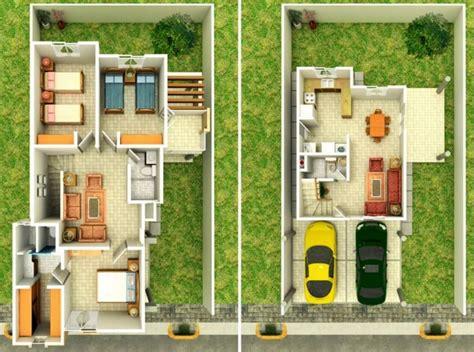 programa de dise o de casas dise 241 os de casas de dos plantas infonavit dise o de casa
