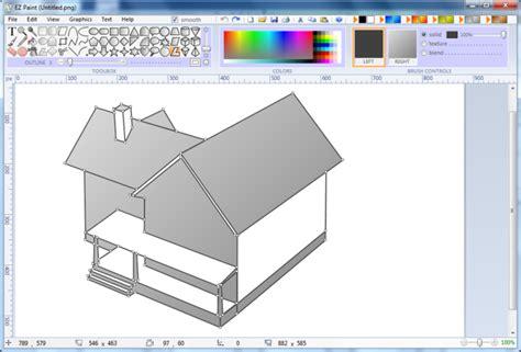 home paint design software free ez paint