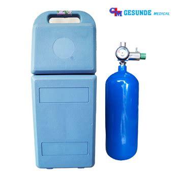 Kursi Roda Portable tabung oksigen kecil 2l toko medis jual alat kesehatan