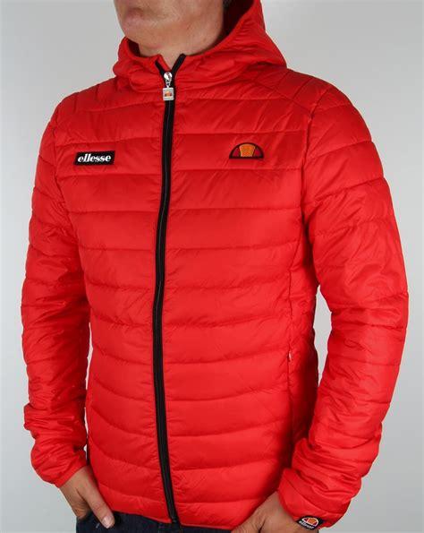 Ellesse Padded Jacket ellesse lombardy padded jacket puffer ski coat mens