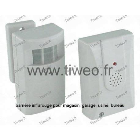 Detecteur De Passage Sans Fil 5826 by Carillon Sans Fil Avec D 233 Tecteur Infrarouge Barri 232 Re
