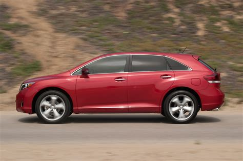 2014 Toyota Venza V 6 Awd First Test