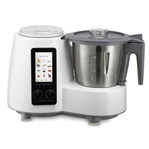 Superbe Robot Cuisine Multifonction Comparatif #1: 711003_0_3_-Simeo-Robot-cuiseur-multifonctions-DeliMix-Super-Cook-QC360.jpg