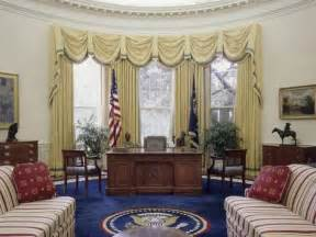 White House Oval Office Oval Office The White House Washington D C Usa