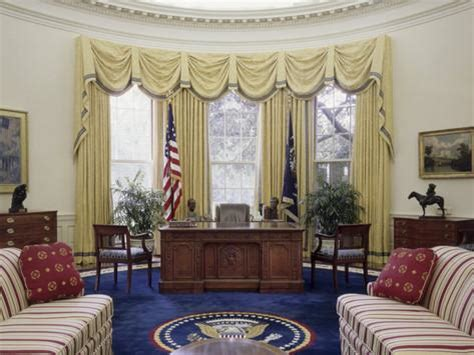 where in the white house is the oval office oval office the white house washington d c usa sta