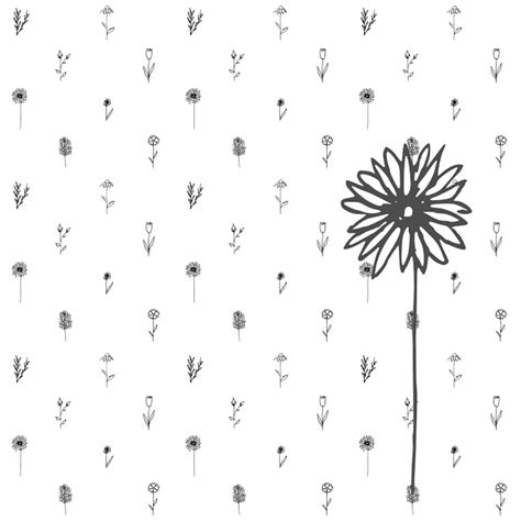flower doodle free 89 best images about border clipart on free